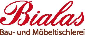 Logo der Tischlerei bialas